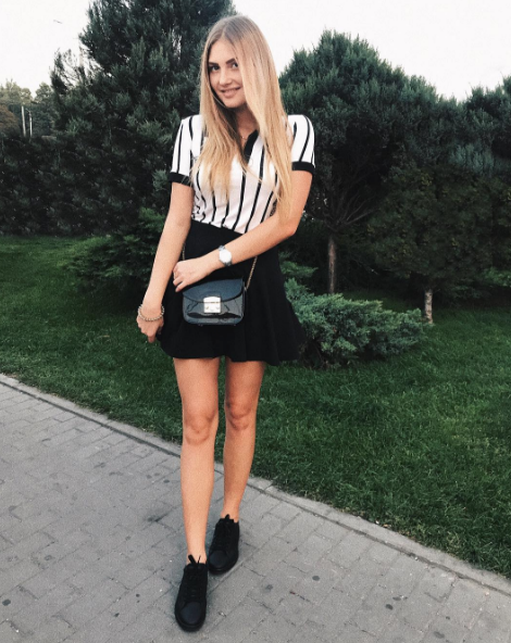Russian girls single from Moscow